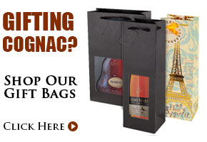 Shop Cognac Bottle Gift Bags