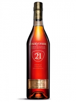 Courvoisier Connoisseur Collection 21 Year Old